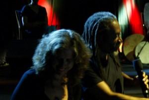 2012 Bobby McFerrin and Eliana Gilad