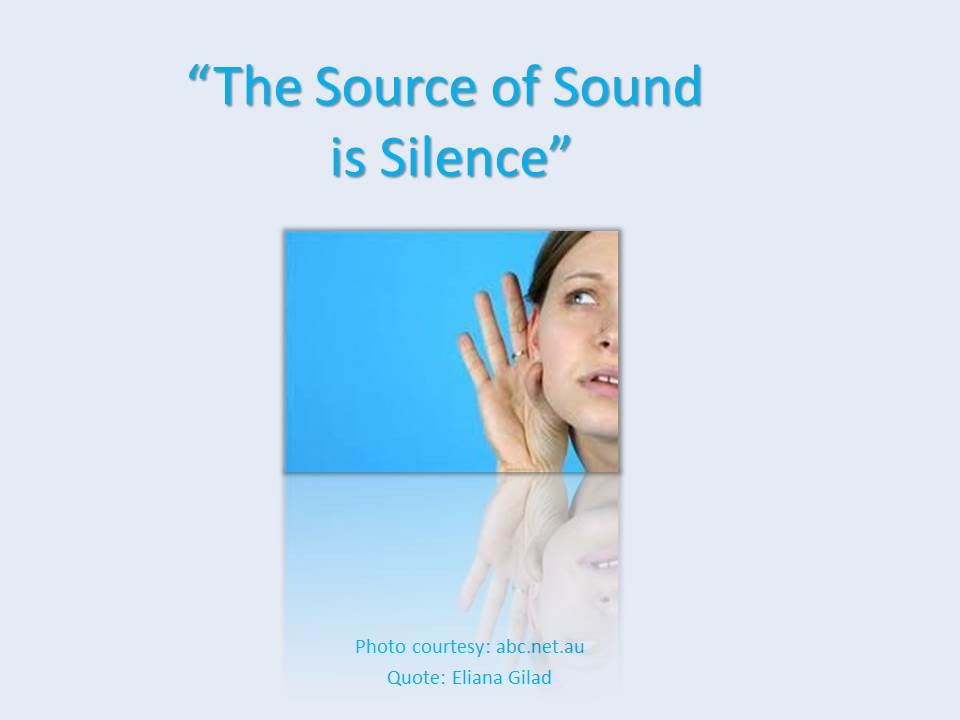 The Source of Sound